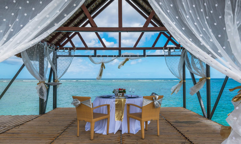 Private Wedding Lunch On The Jetty 1